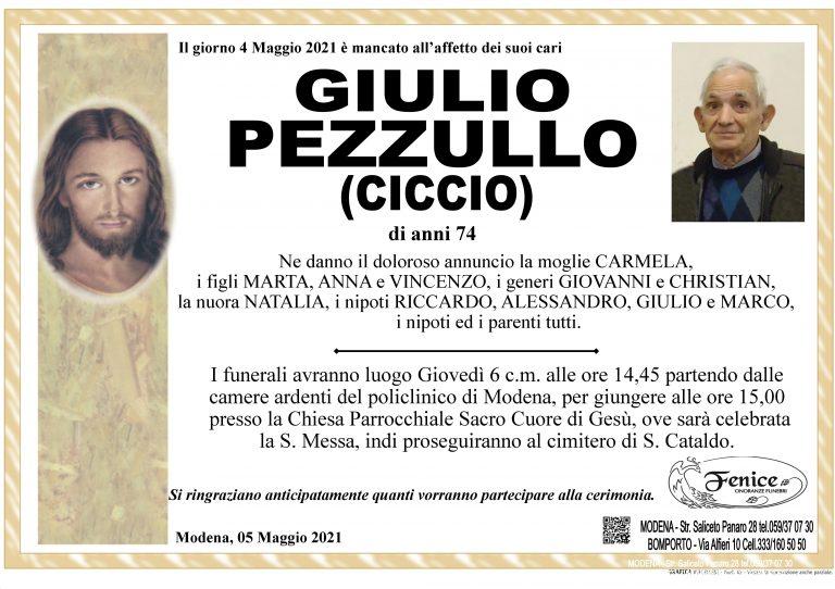 CRISTO BEIGE PEZZULLO GIULIO