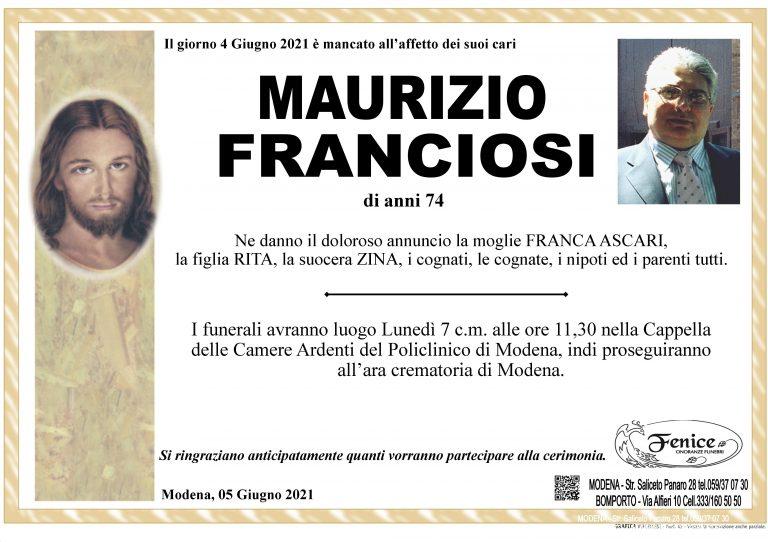 CRISTO BEIGE FRANCIOSI MAURIZIO