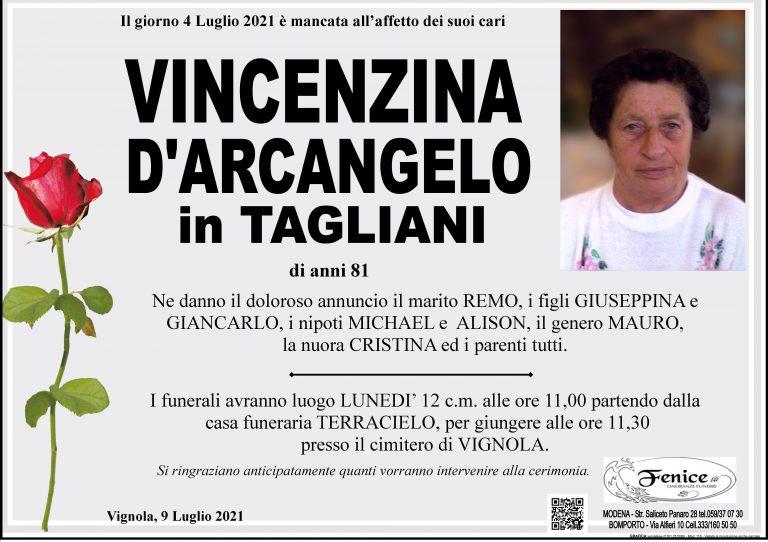 CIVILE CON ROSA D'ARCANGELO VINCENZINA